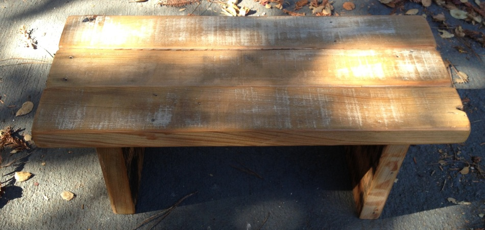 100% Reclaimed Cypress