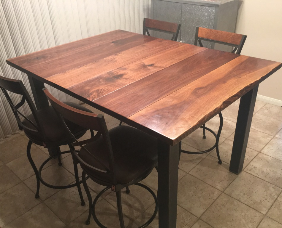 Walnut and Steel Extension Table.jpg